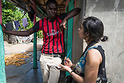 Maniche (Manich en créole), commune d'Haïti située dans le département du Sud et l'arrondissement des Cayes.