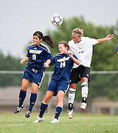September 8, 2009: The Southwest Oklahoma State University Bulldogs play against the Oklahoma Christian University Eagles on the campus of Oklahoma Christian University.