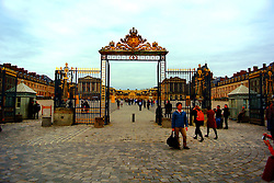 The Palace of Versailles is one of France's foremost tourist attractions.
