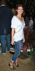 HOLLY DAVIDSON sister of Sadie Frost at Michele Watches Kaleidoscope Summer Garden Party held at Home House, Portman Square, London on 15th June 2005.<br /><br />NON EXCLUSIVE - WORLD RIGHTS