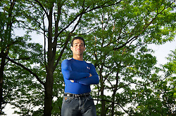 Victor Medina, shown in New York, NY together with his family was first exposed to nature at age 16, which has dramatically changed his life ambitions. He is currently training to climb the Seven Summits by age 25 - and is getting his urban family involved. He recently climbed the highest peak in the Caribbean with his father and other older family members. .