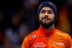 14-01-2018 DUI: ISU European Short Track Championships 2018 day 3, Dresden<br /> Sjinkie Knegt NED #2