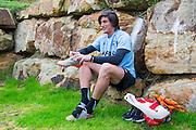 ESTEPONA - 04-01-2016, AZ in Spanje 4 januari, AZ keeper Sergio Rochet