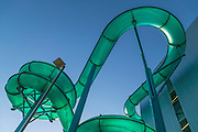New waterslide, Adelaide, South Australia