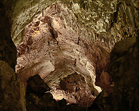 Carlsbad Cavern. Image taken with a Nikon D4 camera and 35 mm f/1.4 lens.