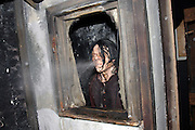 One of the numerous manikins inside the London Dungeon, England, on Thursday, Oct. 12, 2006. The London Dungeon is a live theatre attraction where visitors are taken by the actors through different areas featuring the darkest parts of British history. Some of the more than 40 exhibits include 'The Great Fire of London', 'Jack the Ripper', 'Judgement Day', 'The Torture Chamber', 'Henry VIII', 'The Tower of London' and 'The French Revolution'. In 2003 a new part opened focused on the Great Plague of 1665.   **Italy Out**..