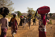 Nuba Refugees