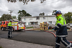 Auckland-Fire guts My Rokill unit bedroom