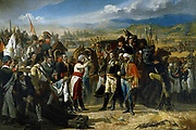 he Battle of Bailén was contested in 1808 between the Spanish Army of Andalusia, led by Generals Francisco Castaños and Theodor von Reding, and the Imperial French Army's II corps d'observation de la Gironde under General Pierre Dupont de l'Étang.