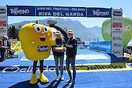 39° Giro del Trentino Melinda  1 TAPPA CRONOSQUADRE RIVA DEL GARDA ARCO 13.30KM hostes Mela Melinda   21-04-2015 © foto Daniele Mosna