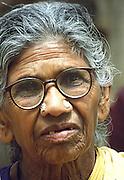 Old woman,Horseley Hills,Andhra pradesh,India