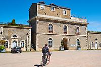 France, Vendée (85), Ile d'Yeu, fort de Pierre Levée // France, Vendée, Yeu island, Pierre Levée fort