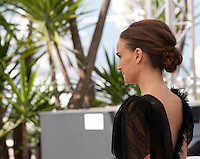 Director Natalie Portman at the A Tale Of Love And Darkness  film photo call at the 68th Cannes Film Festival Sunday May 17th 2015, Cannes, France.