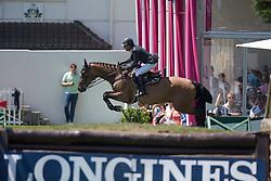 Rozier Philippe (FRA) - Chester 140 <br /> Derby de la région des Pays de la Loire<br /> Longines Jumping International La Baule 2014<br /> © Hippo Foto - Dirk Caremans