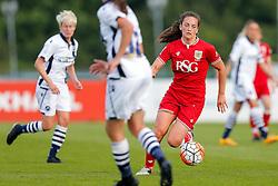 Chloe Arthur of Bristol City Women in action - Mandatory byline: Rogan Thomson/JMP - 09/07/2016 - FOOTBALL - Stoke Gifford Stadium - Bristol, England - Bristol City Women v Milwall Lionesses - FA Women's Super League 2.