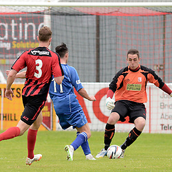 Inverurie Loco Works FC v Elgin City | Pre-season Friendly | 4 July 2015