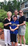Grandma, Stephanie, John, & Mom
