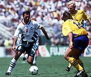 WORLD CUP 1994 USA SWEDEN V BULGARIA. HRISTO STOITCHKOV (BULGARIA)