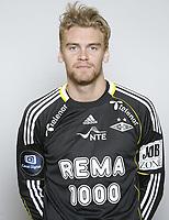 Fotball , Tippeligaen , eliteserien 2011,  portrett , portretter<br /> Rosenborg - RBK<br /> <br /> Erik Mellevold Bråthen