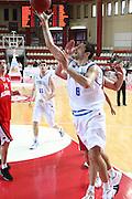 DESCRIZIONE : Teramo Giochi del Mediterraneo 2009 Mediterranean Games Italia Italy Albania<br /> GIOCATORE : Daniele Cinciarini<br /> SQUADRA : Italia Italy<br /> EVENTO : Teramo Giochi del Mediterraneo 2009<br /> GARA : Italia Italy<br /> DATA : 28/06/2009<br /> CATEGORIA : tiro penetrazione<br /> SPORT : Pallacanestro<br /> AUTORE : Agenzia Ciamillo-Castoria/C.De Massis<br /> Galleria : Giochi del Mediterraneo 2009<br /> Fotonotizia : Teramo Giochi del Mediterraneo 2009 Mediterranean Games Italia Italy Albania<br /> Predefinita :