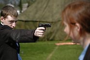 School children and guns