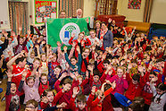 Trinity school green flag