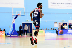 Levi Bradley of Bristol Flyers - Photo mandatory by-line: Ryan Hiscott/JMP - 17/01/2020 - BASKETBALL - SGS Wise Arena - Bristol, England - Bristol Flyers v London City Royals - British Basketball League Championship