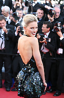 Karolina Kurkova  at the Killing Them Softly gala screening at the 65th Cannes Film Festival France. Tuesday 22nd May 2012 in Cannes Film Festival, France.