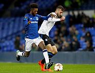 Everton v Atalanta - 23 November 2017