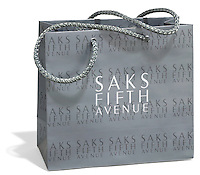 saks fifth avenue bag
