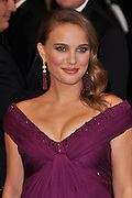 Natalie Portman arriving at the 83rd Academy Awards in Los Angeles, CA 2/27/2011.