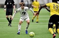 Fotball, 15. februar  2020 , Privatkamp ,    Lillestrøm - Mjøndalen 5-1<br /> Magnus Bækken  , MIF
