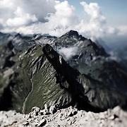 Lech, Zuers, Arlberg, Features, Wetterfeatures, Mohnenflug, Arlberg, Lech, Tourismus, Sommertourismus, Landschaft, Sommerlandschaft;..copyright 2009 by markusgmeiner.com/agenturwahnsinn.com
