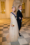 26-5-2018 COPENHAGEN - Princess Maria-Olympia of Greece  at the Crown Prince Frederik as he celebrates his 50th birthday during a Gala dinner at Christiansborg Castle in Copenhagen, Denmark, 26 May 2018. Crown Prince Frederik turns 50.  Copenhagen, on May 26, 2018, on the occasion of Crown Prince Frederik of Denmark 50th birthday  ROBIN UTRECHT