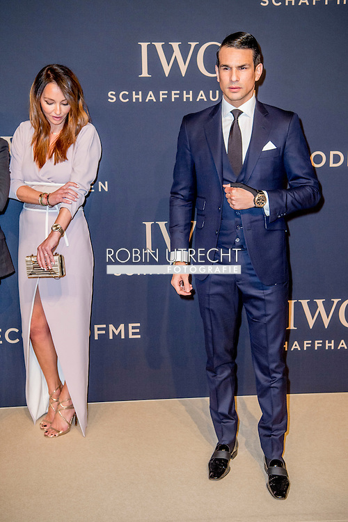 17-1-217 -GENEVE GENEVA SWITSERLAND SWISS ZWITSERLAND -  JOSÉ MARIA MANZANARES SIHH 2017  IWC gala event «Decoding the Beauty of Time» COPYRIGHT ROBIN UTRECHT