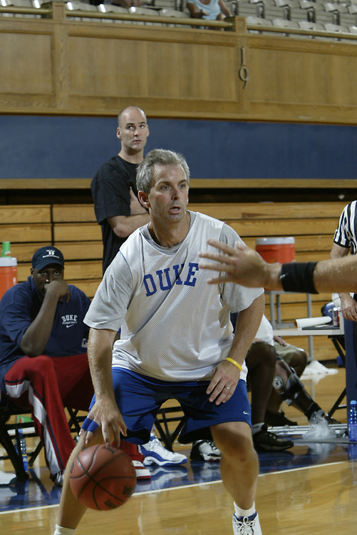 Coach K Academy Day 2 and Day 3  2004<br /> Digital Images<br /> File 0658/04<br /> © Duke University Photography /Chris Hildreth