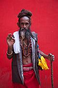 Naga Baba, Haridwar, India