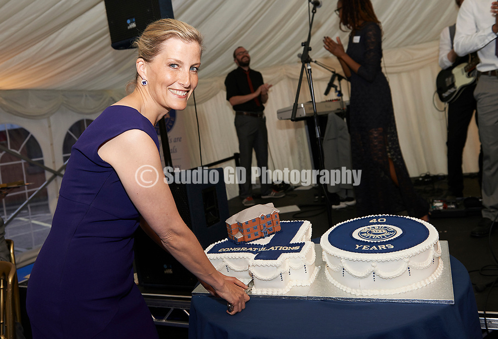 120615 Disability Initiative's 40th Birthday Celebrations with special guest HRH Sophie Countess of Wessex - PHOTOGRAPHS NOT TO BE USED WITH OUT PERMISSION FIRST - Photo mandatory by-line: Gareth Davies/Studio GD Photography - Tel: +44(0)7920 065555 -