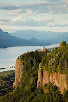 Crown Point Vista House, Columbia River Gorge National Scenic Area, Oregon