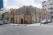 Israel, Tel Aviv, Neve Tzedek, established 1887, 22 years before the 1909 founding of the City of Tel Aviv, the first Jewish neighbourhood to be built outside the walls of the ancient port of Jaffa. Eden Cinema founded 1913, and was the first movie theatre in Tel Aviv closed in 1975