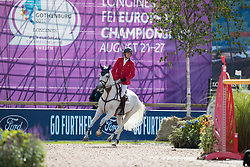 Wathelet Gregory, BEL, Coree<br /> FEI European Jumping Championships - Goteborg 2017 <br /> © Hippo Foto - Dirk Caremans