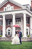 Vanessa & Richard's intimate Langdon Hall wedding