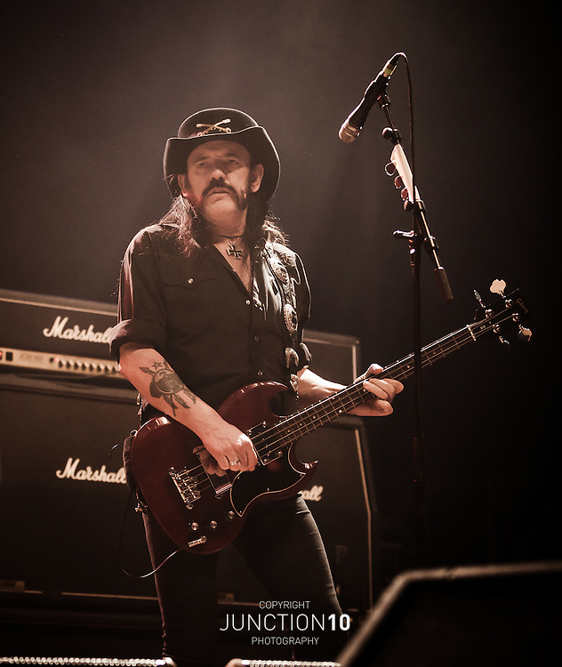 Motorhead perform at the Civic Hall, Wolverhampton, United Kingdom<br /> Picture Date: 5 November, 2012