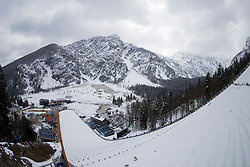 Planica hill during testing jumps at Ski jumping Flying Hill One day before FIS World Cup Ski Jumping Final Planica 2018, on March 21, 2018 in Ratece, Planica, Slovenia. Photo by Urban Urbanc / SportidaPlanica hill during testing jumps at Ski jumping Flying Hill One day before FIS World Cup Ski Jumping Final Planica 2018, on March 21, 2018 in Ratece, Planica, Slovenia. Photo by Urban Urbanc / Sportida