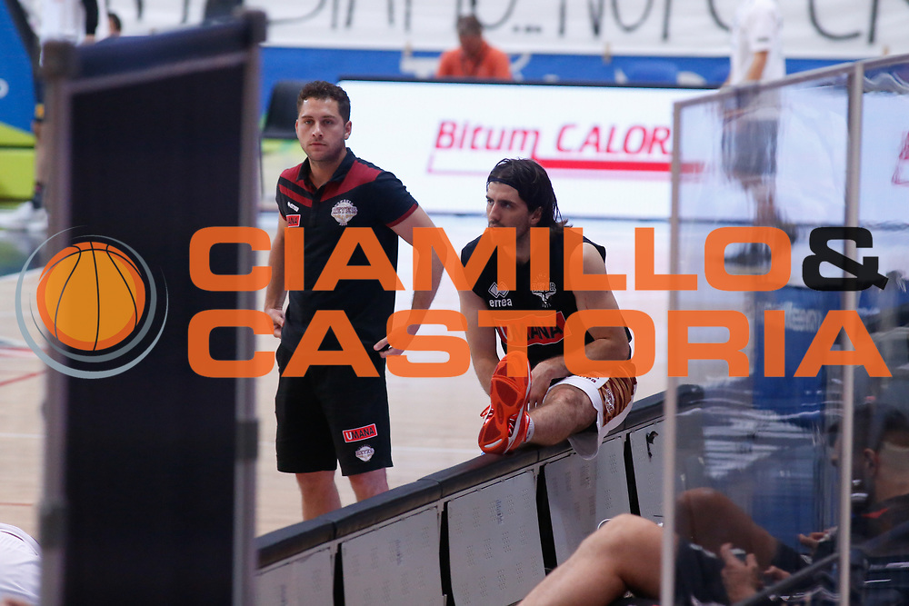 Ariel Filloy<br /> Dolomiti Energia Aquila Basket Trento - Umana Reyer Venezia <br /> Lega Basket Serie A 2016/17 Finali Gara 03<br /> Trento, 14/06/2017<br /> Foto Ciamillo-Castoria / M. Brondi
