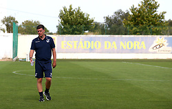 Bristol Rovers manager Darrell Clarke arrives at The Estadio da Nora - Mandatory by-line: Robbie Stephenson/JMP - 18/07/2017 - FOOTBALL - Estadio da Nora - Albufeira,  - Hull City v Bristol Rovers - Pre-season friendly