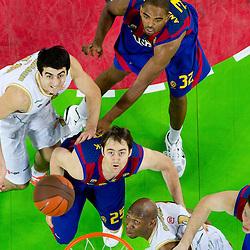 20110127: SLO, Basketball - Euroleague Top 16, Union Olimpija Ljubljana vs FC Regal Barcelona
