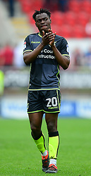 Marc Bola of Bristol Rovers - Mandatory by-line: Alex James/JMP - 21/04/2018 - FOOTBALL - Aesseal New York Stadium - Rotherham, England - Rotherham United v Bristol Rovers - Sky Bet League One