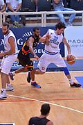 DESCRIZIONE : Trento Nazionale Italia Uomini Trentino Basket Cup Italia Germania Italy Germany<br /> GIOCATORE : Amedeo Della Valle<br /> CATEGORIA : Palleggio Fallo<br /> SQUADRA : Italia Italy<br /> EVENTO : Trentino Basket Cup<br /> GARA : Italia Germania Italy Germany<br /> DATA : 10/07/2014<br /> SPORT : Pallacanestro<br /> AUTORE : Agenzia Ciamillo-Castoria/GiulioCiamillo<br /> Galleria : FIP Nazionali 2014<br /> Fotonotizia : Trento Nazionale Italia Uomini Trentino Basket Cup Italia Germania Italy Germany