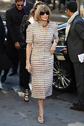Anna Wintour bei der Chanel Modenschau während der Paris Fashion Week / 041016<br /> <br /> ***Chanel fashion show as part of Paris Fashion Week on october 04, 2016 in Paris***